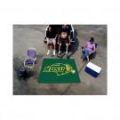 North Dakota State Bison 5' x 6' Tailgater Mat