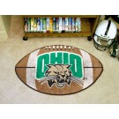 "22"" x 35"" Ohio Bobcats Football Mat"