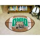 "22"" x 35"" Ohio Bobcats Football Mat"