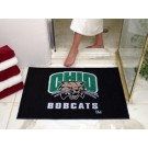 "34"" x 45"" Ohio Bobcats All Star Floor Mat"