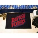 """Dayton Flyers 19"""" x 30"""" Starter Mat"""