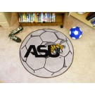 "Alabama State Hornets 27"" Round Soccer Mat"
