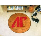 "27"" Round Austin Peay State Governors Basketball Mat"