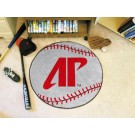 """27"""" Round Austin Peay State Governors Baseball Mat"""