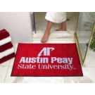 "34"" x 45"" Austin Peay State Governors All Star Floor Mat"