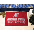 "Austin Peay State Governors 19"" x 30"" Starter Mat"