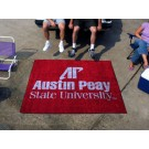 5' x 6' Austin Peay State Governors Tailgater Mat