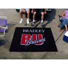 5' x 6' Bradley Braves Tailgater Mat