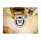 """27"""" Round Butler Bulldogs Soccer Mat"""