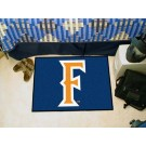 """California State (Fullerton) Titans 19"""" x 30"""" Starter Mat"""