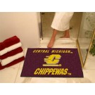 "34"" x 45"" Central Michigan Eagles All Star Floor Mat"
