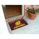 "Central Michigan Chippewas 19"" x 30"" Starter Mat"