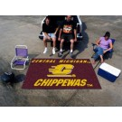 5' x 8' Central Michigan Eagles Ulti Mat