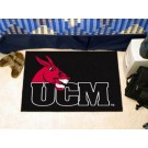 "Central Missouri State Fighting Mules 19"" x 30"" Starter Mat"
