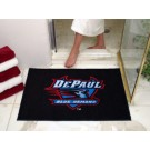 "34"" x 45"" DePaul Blue Demons All Star Floor Mat"