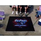 5' x 6' DePaul Blue Demons Tailgater Mat