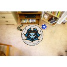 "East Tennessee State Buccaneers 27"" Round Soccer Mat"