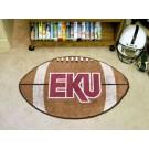 """22"""" x 35"""" Eastern Kentucky Colonels Football Mat"""