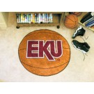 "27"" Round Eastern Kentucky Colonels Basketball Mat"