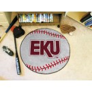 "27"" Round Eastern Kentucky Colonels Baseball Mat"