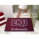 "34"" x 45"" Eastern Kentucky Colonels All Star Floor Mat"