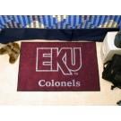 """Eastern Kentucky Colonels 19"""" x 30"""" Starter Mat"""