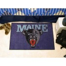 "Maine Black Bears 19"" x 30"" Starter Mat"