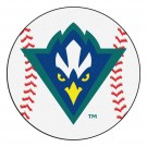 "27"" Round North Carolina (Wilmington) Seahawks Baseball Mat"