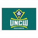 "North Carolina (Wilmington) Seahawks 19"" x 30"" Starter Mat"