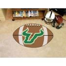 """22"""" x 35"""" South Florida Bulls Football Mat"""