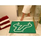 "South Florida Bulls 34"" x 45"" All Star Floor Mat"