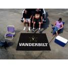 5' x 6' Vanderbilt Commodores Tailgater Mat