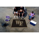 5' x 6' Wake Forest Demon Deacons Tailgater Mat