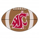"22"" x 35"" Washington State Cougars Football Mat"