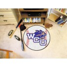 "27"" Round Western Carolina Catamounts Baseball Mat"