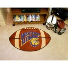 "22"" x 35"" Western Illinois Leathernecks Football Mat"