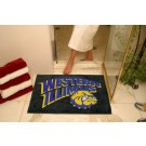"34"" x 45"" Western Illinois Leathernecks All Star Floor Mat"
