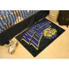 "Western Illinois Leathernecks 19"" x 30"" Starter Mat"