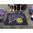 5' x 6' Western Illinois Leathernecks Tailgater Mat