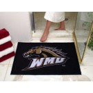 "34"" x 45"" Western Michigan Broncos All Star Floor Mat"