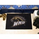 "Western Michigan Broncos 19"" x 30"" Starter Mat"