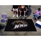 5' x 8' Western Michigan Broncos Ulti Mat