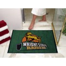 "34"" x 45"" Wright State Raiders All Star Floor Mat"