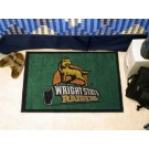 "Wright State Raiders 19"" x 30"" Starter Mat"
