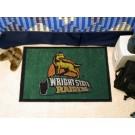 """Wright State Raiders 19"""" x 30"""" Starter Mat"""
