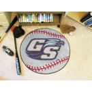 "27"" Round Georgia Southern Eagles Baseball Mat"