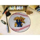 """Kentucky Wildcats 27"""" Round Baseball Mat"""
