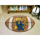 """Kentucky Wildcats 22"""" x 35"""" Football Mat"""