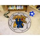 """Kentucky Wildcats 27"""" Round Soccer Mat"""