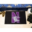 "Northwestern Wildcats 19"" x 30"" Starter Mat"